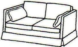 Upholstery Yardage Estimate Chart European Textiles